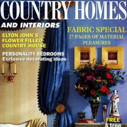 Blott Kerr-Wilson, Country Homes, feature