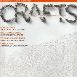 Blott Kerr-Wilson, 'Crafts 2007 winter, magazine feature