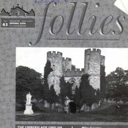 Blott Kerr-Wilson, Follies 2006, periodical feature