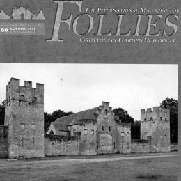 Blott Kerr-Wilson, Follies Autumn 2011, periodical cover