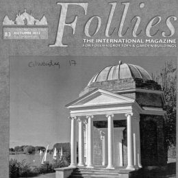 Blott Kerr-Wilson, Follies Autumn, 2012 periodical cover