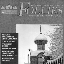 Blott Kerr-Wilson, Follies Spring 2011, periodical cover