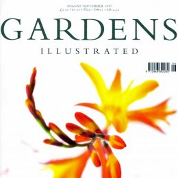 Blott Kerr-Wilson, Gardens Illustrated, feature