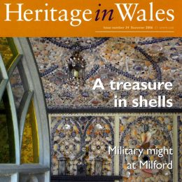 Blott Kerr-Wilson, Heritage in Wales, feature