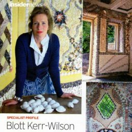 Blott Kerr-Wilson, 'House and Gardens', feature
