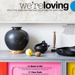 Blott Kerr-Wilson, Real Living Magazine, 2012
