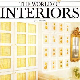 Blott Kerr-Wilson, 'The World of Interiors', feature