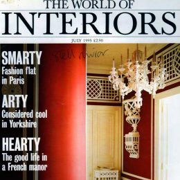 Blott Kerr-Wilson, The World of Interiors, feature