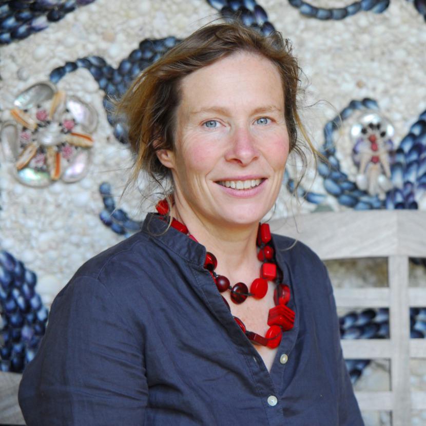 Blott Kerr-Wilson, portrait image