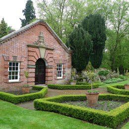 Blott Kerr-Wilson, 'Adlington Shell Cottage', exterior view
