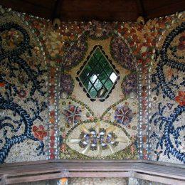 Blott Kerr-Wilson, 'croquet shed', interior detailed shot